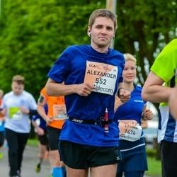 The 26th Lattelecom Riga Marathon - Alexander Godin (552)