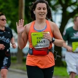 The 26th Lattelecom Riga Marathon - Evisa Krumholca (4669)