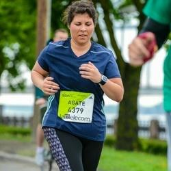 The 26th Lattelecom Riga Marathon - Agate Prozoroviča (4379)