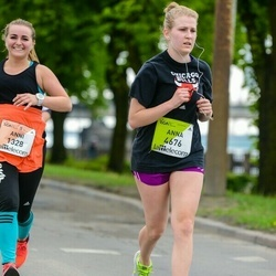 The 26th Lattelecom Riga Marathon - Anna Ostrovskaya (4676)