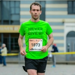 The 26th Lattelecom Riga Marathon - Simon Lloyd (1873)