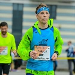 The 26th Lattelecom Riga Marathon - Darius Gritė (801)