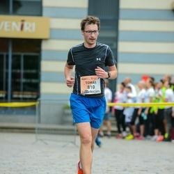 The 26th Lattelecom Riga Marathon - Tomas Kazlauskas (810)