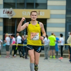 The 26th Lattelecom Riga Marathon - Aloyzas Valančius (658)