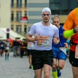 The 26th Lattelecom Riga Marathon - Kristaps Dambergs (1103)