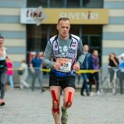 The 26th Lattelecom Riga Marathon - Mintauts Krastińš (1638)