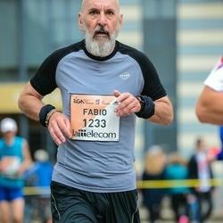 The 26th Lattelecom Riga Marathon - Fabio Magni (1233)