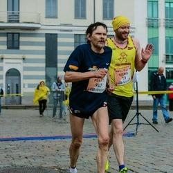 The 26th Lattelecom Riga Marathon - Signis Vāvere (13), Pentti Hämäläinen (947)