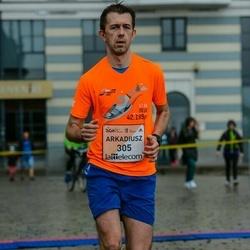 The 26th Lattelecom Riga Marathon - Arkadiusz Węglarski (305)