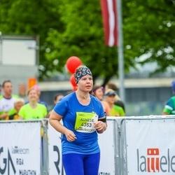 The 26th Lattelecom Riga Marathon - Agnese Riekstiņa (4353)