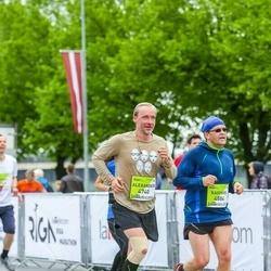 The 26th Lattelecom Riga Marathon - Alexander Borodich (4740)