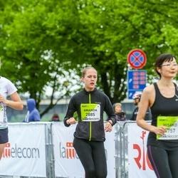 The 26th Lattelecom Riga Marathon - Amanda Ljungqvist (2885)