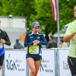 The 26th Lattelecom Riga Marathon - Alessia Biondi (3090)
