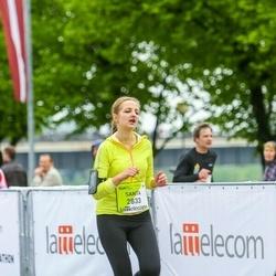 The 26th Lattelecom Riga Marathon - Santa Kurme (2833)