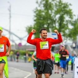 The 26th Lattelecom Riga Marathon - Endijs Bērziņš (5929)