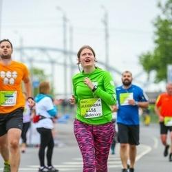 The 26th Lattelecom Riga Marathon - Alexandra Davydova (4456)
