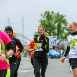 The 26th Lattelecom Riga Marathon - Jessica Buchmann (4528)