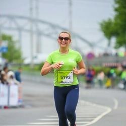 The 26th Lattelecom Riga Marathon - Natālija Jekimova (5193)