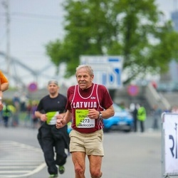 The 26th Lattelecom Riga Marathon - Gunārs Eniņš (4273)