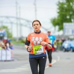 The 26th Lattelecom Riga Marathon - Jūlija Petrova (6455)