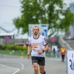 The 26th Lattelecom Riga Marathon - Zandis Zvirbulis (1941)