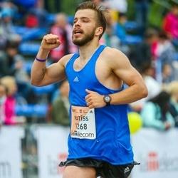 The 26th Lattelecom Riga Marathon - Matīss Haritonovs (1268)