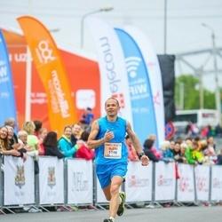 The 26th Lattelecom Riga Marathon - Oļegs Gurejevs (1198)