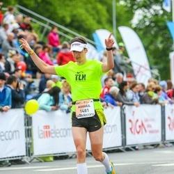 The 26th Lattelecom Riga Marathon - Mihhail Bõtškov (1481)