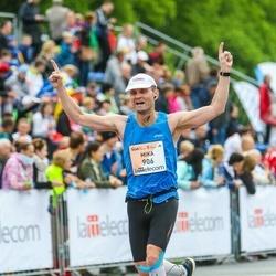 The 26th Lattelecom Riga Marathon - Mika Huovinen (906)