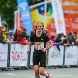 The 26th Lattelecom Riga Marathon - Marja Hämäläinen (415)