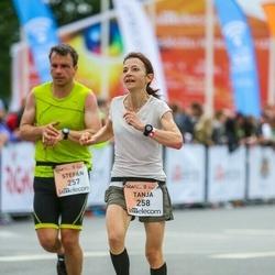 The 26th Lattelecom Riga Marathon - Tanja Sattler (258)