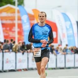 The 26th Lattelecom Riga Marathon - Simonas Jončiulis (809)