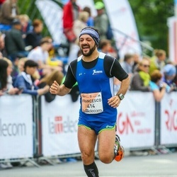 The 26th Lattelecom Riga Marathon - Francesco Faiella (414)