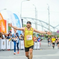 The 26th Lattelecom Riga Marathon - Ainārs Gudēvics (1746)