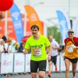 The 26th Lattelecom Riga Marathon - Aliaksei Liavonau (1404)