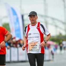 The 26th Lattelecom Riga Marathon - Martin Krigar (1553)