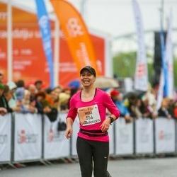 The 26th Lattelecom Riga Marathon - Heli Honkasalo (556)
