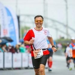 The 26th Lattelecom Riga Marathon - Patrick Volon (664)