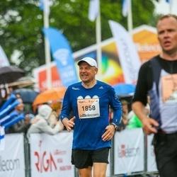 The 26th Lattelecom Riga Marathon - Gerald Zimmermann (1858)