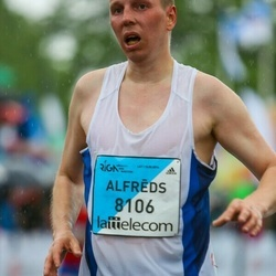 The 26th Lattelecom Riga Marathon - Alfrēds Radvils (8106)