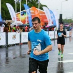 The 26th Lattelecom Riga Marathon - Edgars Trubačs (8937)