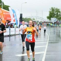 The 26th Lattelecom Riga Marathon - Evelīna Kudle (12720)