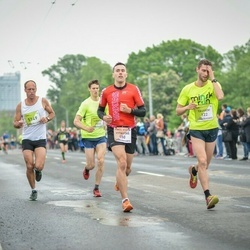 The 26th Lattelecom Riga Marathon - Agnis Svažs (123), Vytautas Anuzis (550)