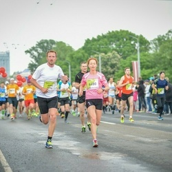 The 26th Lattelecom Riga Marathon - Jeppe Grønnegaard (2774), Anna Zotova (6480)