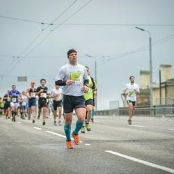 The 26th Lattelecom Riga Marathon - Aidas Pelenis (2553), Ardo Virkebau (3615)