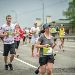 The 26th Lattelecom Riga Marathon - Aija Parfjonova (3131)