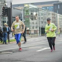 The 26th Lattelecom Riga Marathon - Ann Helen Dybwad (4044), Kjetil Drange (4780)