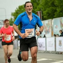 The 26th Lattelecom Riga Marathon - Andris Pētersons (840)