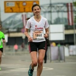 The 26th Lattelecom Riga Marathon - Evita Ruskova (1860)