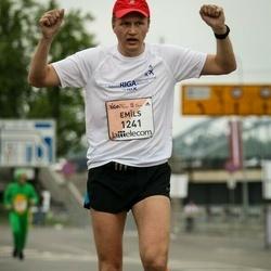 The 26th Lattelecom Riga Marathon - Emīls Gailis (1241)